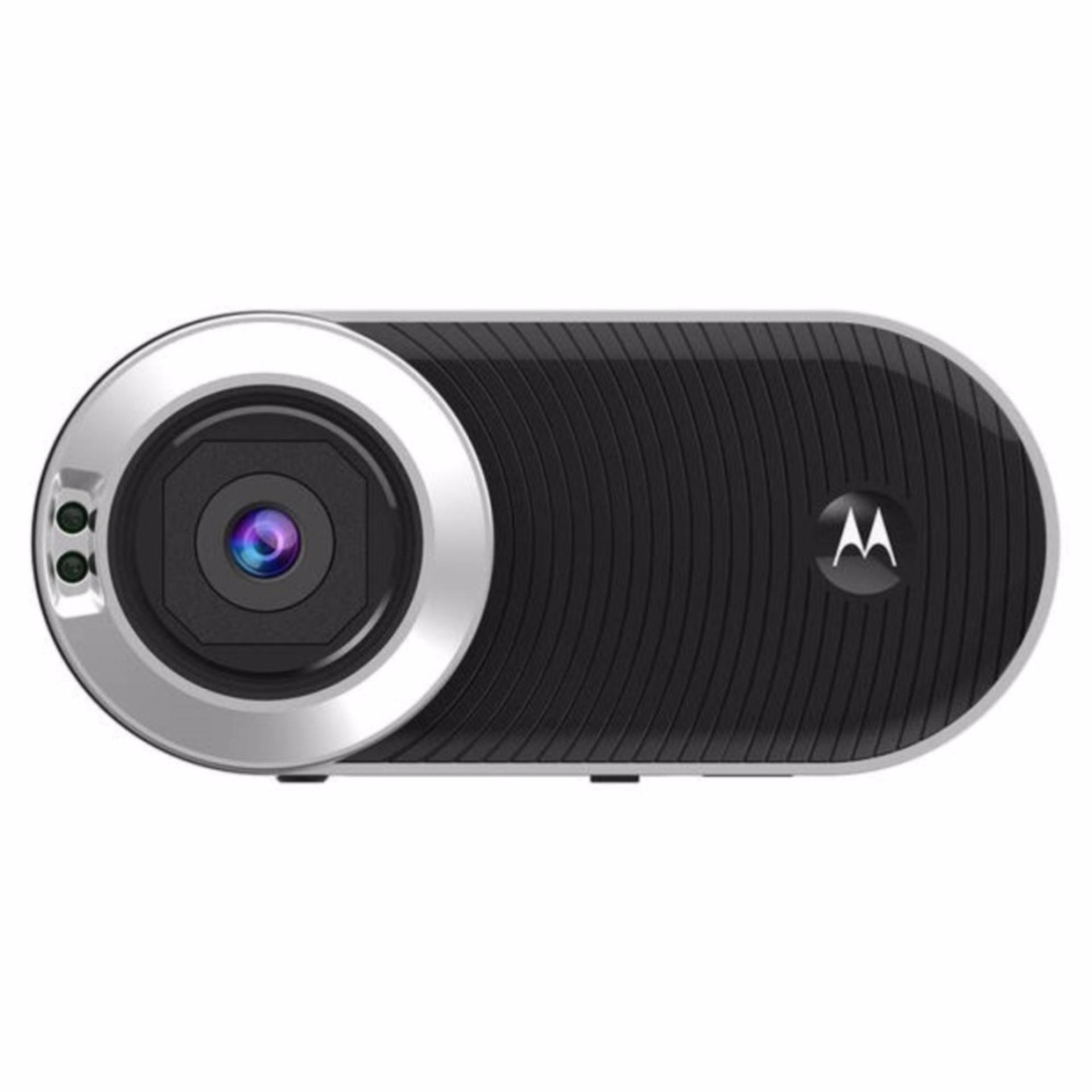 Motorola Dashboard Camera MDC100 FULL HD1080P-Black 1 Year Warranty