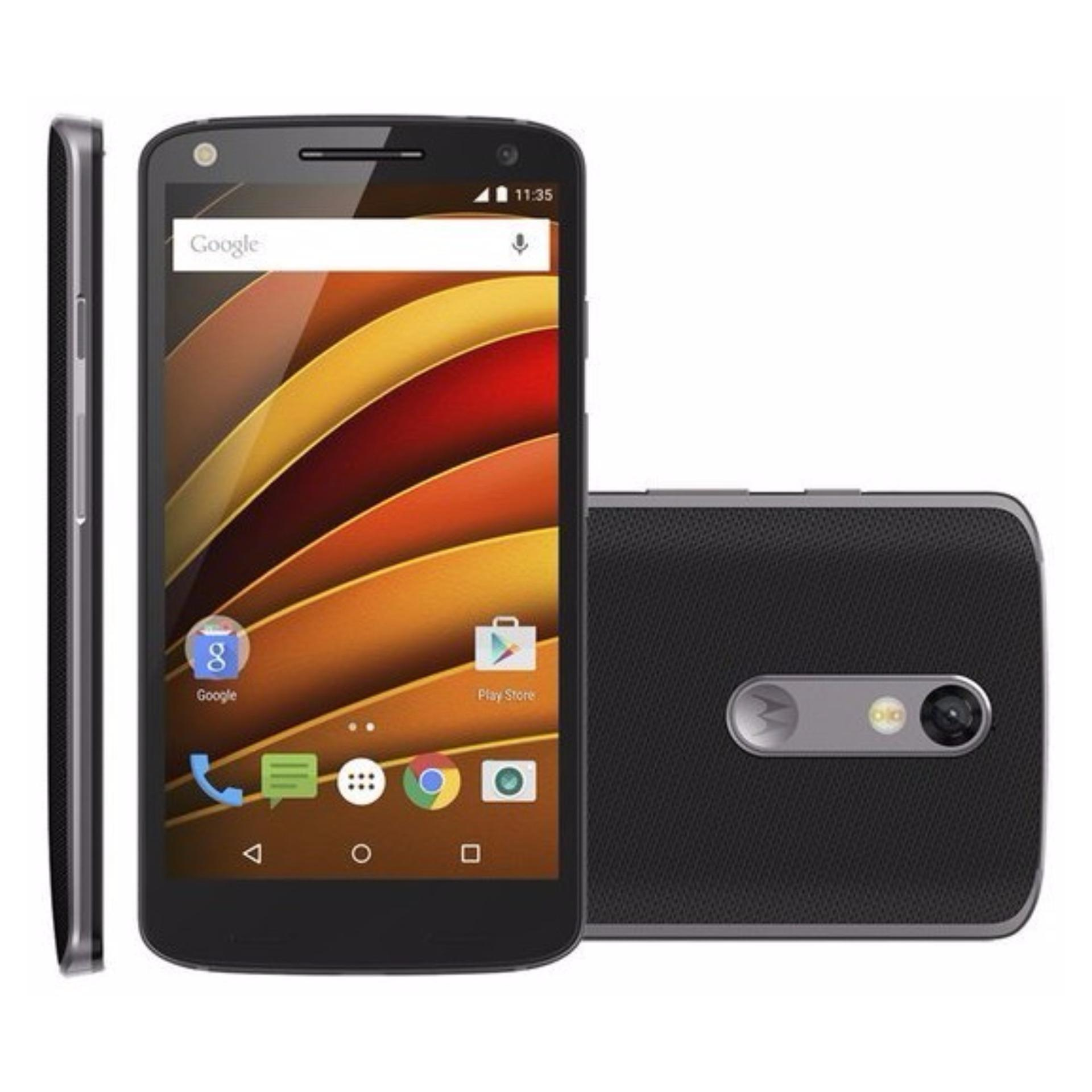 Motorola Moto X Force XT1580 64GB - Local Set (Black)