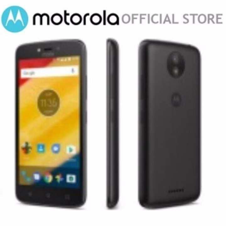 Motorola Moto C 4G 1GB+16GB XT1758 Black 1 year Local warranty Free Glass Film + I- Ring