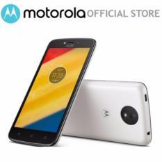 Motorola Moto C 4G 1GB+16GB XT1758 White 1 year Local warranty Free Glass film & I-RING