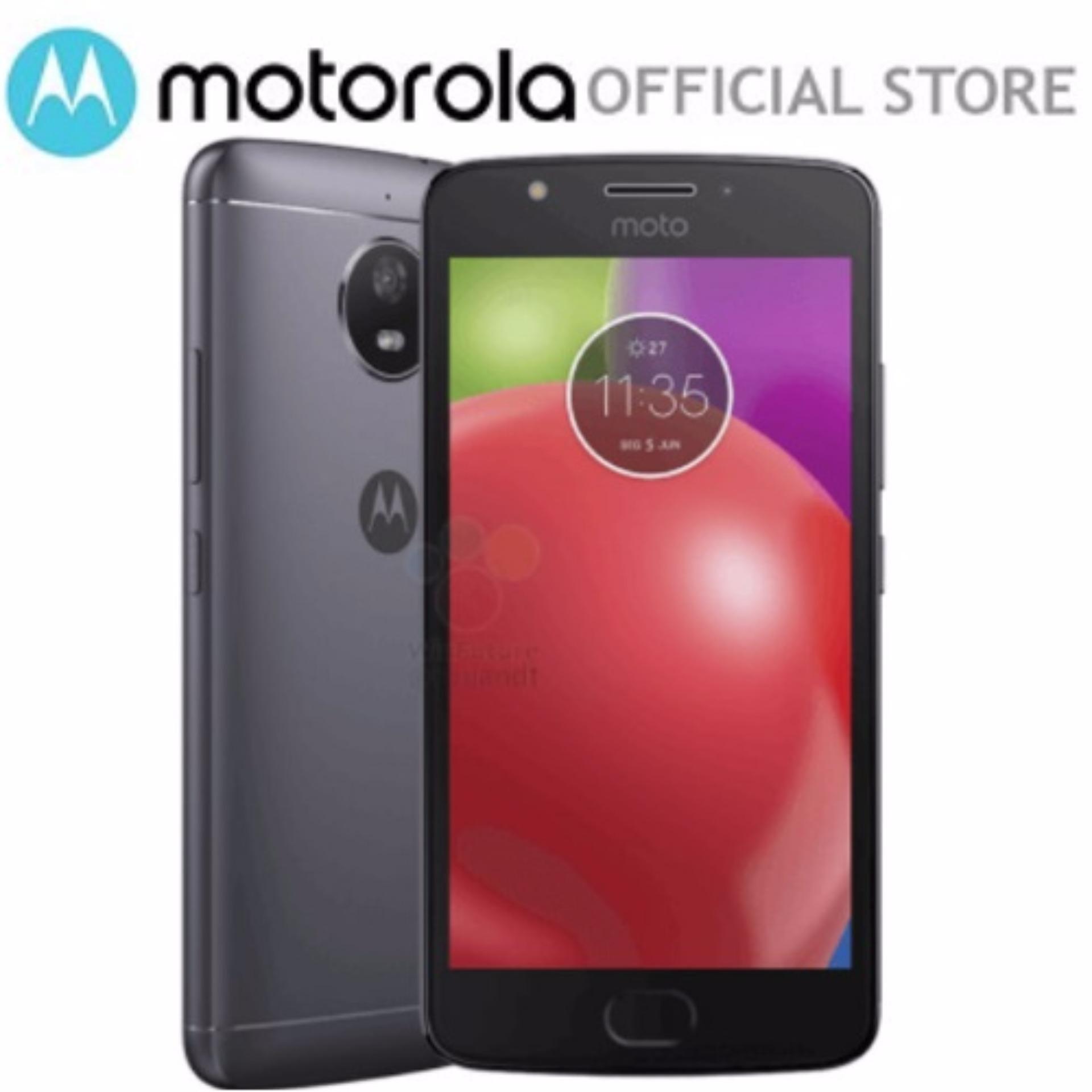 Motorola Moto E4 Iron Grey 2G+16GB XT1769