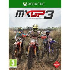 MXGP3 / MXGP 3 – The Official Motocross Videogame (Xbox One)