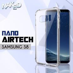Nano AirTech Protective Case Samsung S8 Shock Absorbing TPU Case
