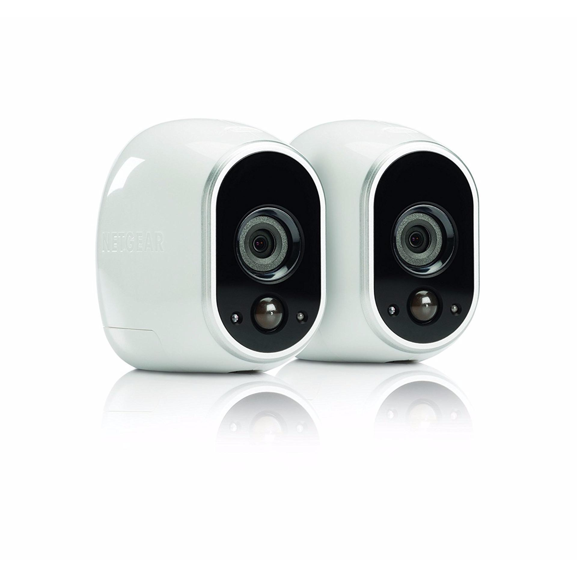 Netgear Arlo VMS3230 HD 2 Camera Smart Home Security System
