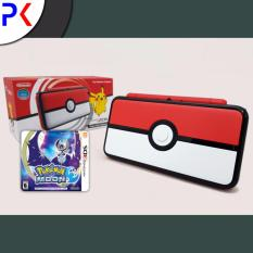 New 2DS XL (ASIA) – Special Edition + 3DS Pokemon Moon