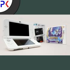 New 3DS XL (ASIA) + Pokemon Moon