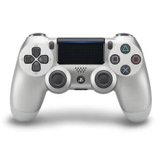 NEW DUALSHOCK®4 CUH-ZCT2G15 wireless controller (Silver)
