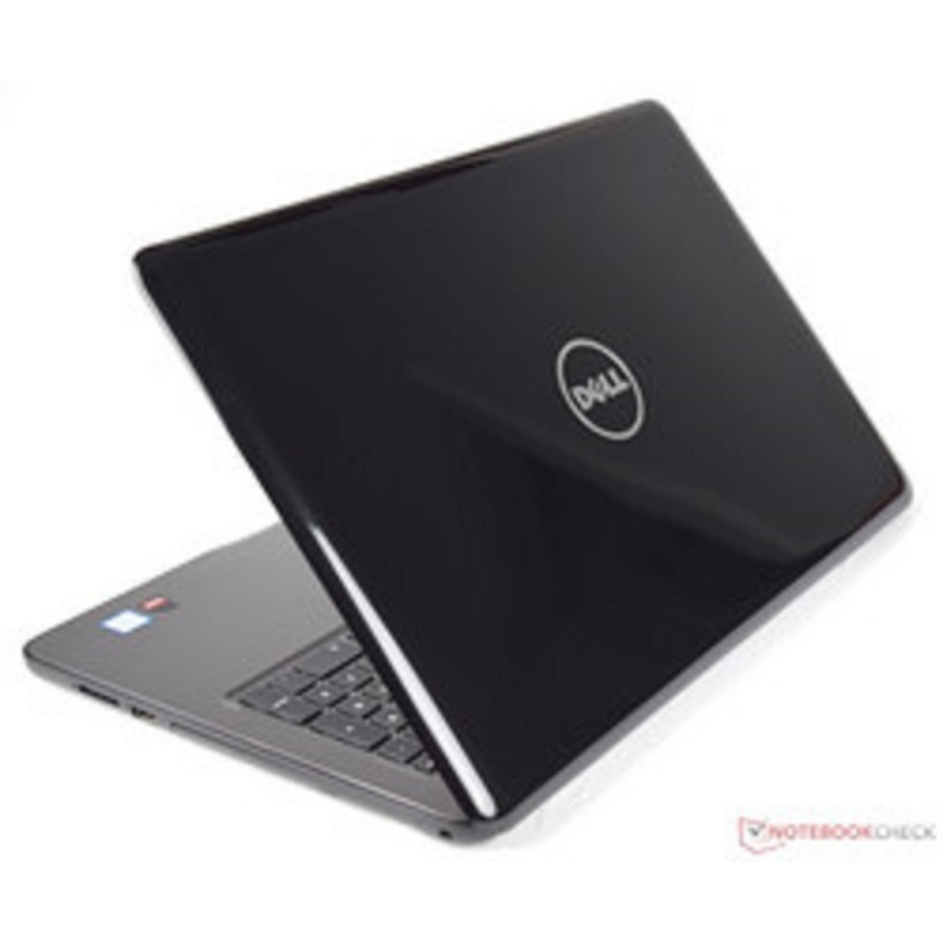 New Inspiron 15 3000 series 3567 7th Gen i7 7500U 4M Cache up to 3.5 GHz 8GB RAM 1TB AMD Radeon R5 M430 Graphics with 2GB DDR3 15 inch display Windows10H HE 64bit English LCD Back Cover for Black