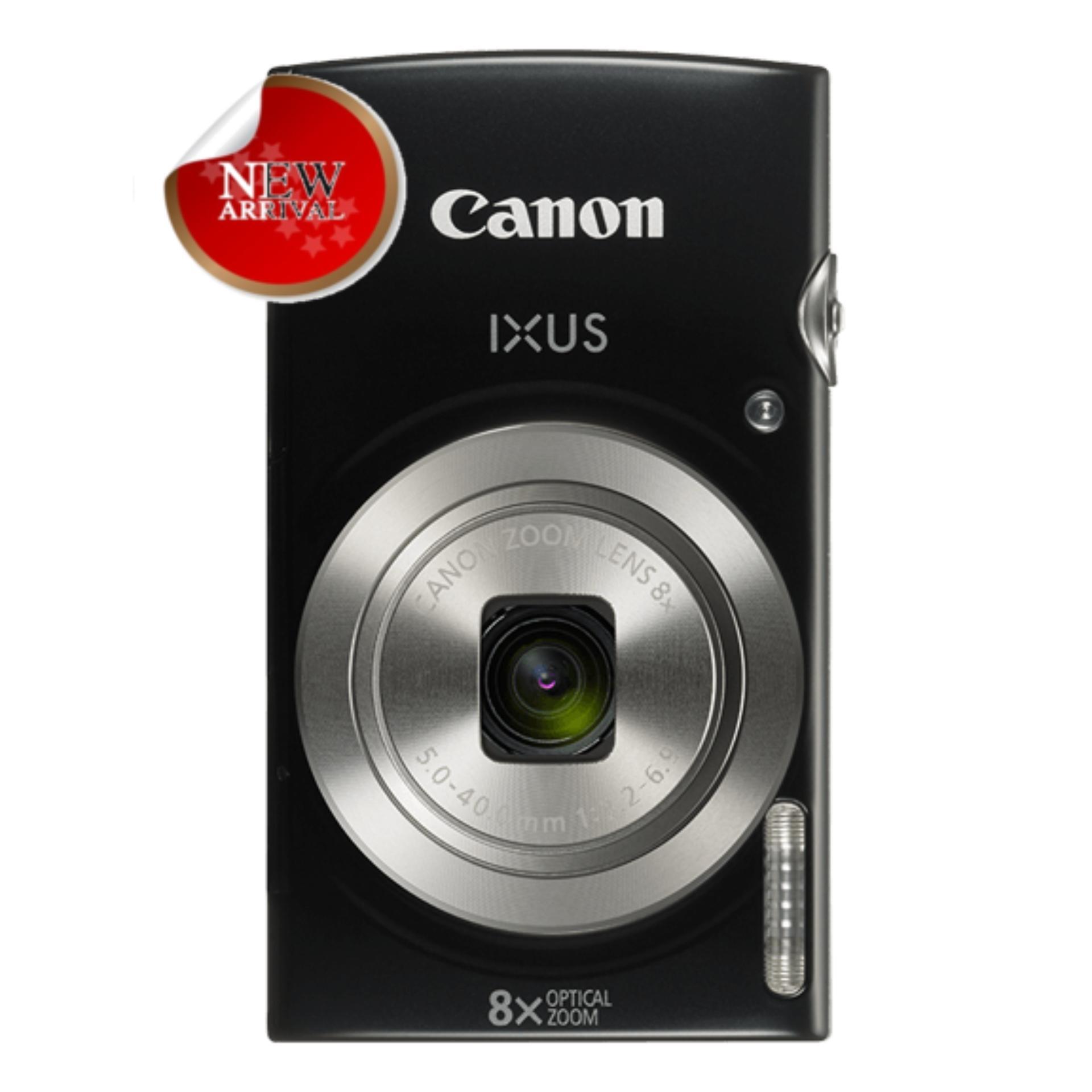 [NEW MODEL] Canon Ixus 185 (Black)(Black)