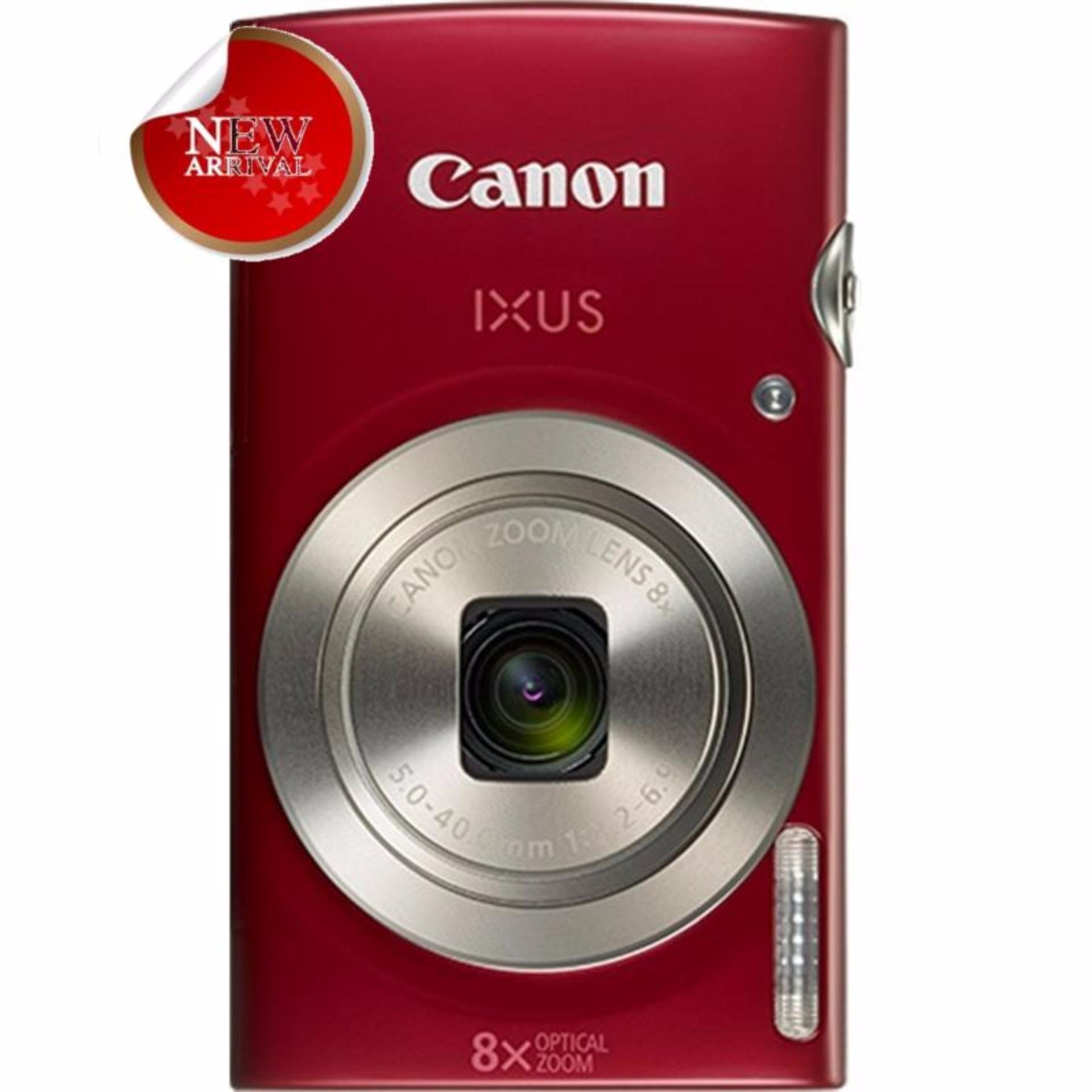 [N-Day Promo] Canon Ixus 185 (Red)