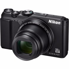 Nikon COOLPIX A900 Digital Camera (Black) warranty