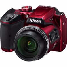 Nikon COOLPIX B500 Digital Camera (Red)(Red)