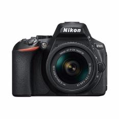 Nikon D5600 DSLR Camera with 18-55mm +70-300mm G twin Lens kit export only(Black)