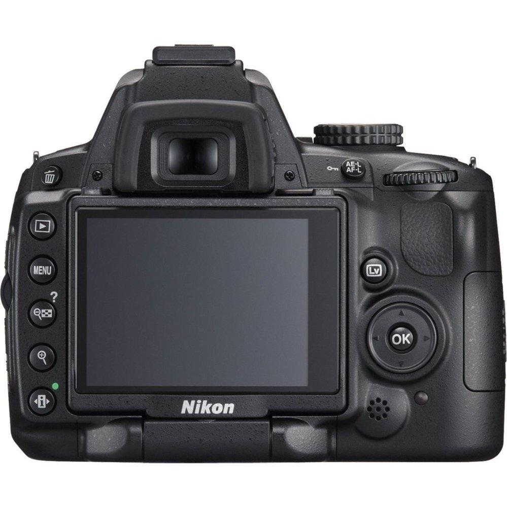 Nikon [Refurbished] D5000 Digital SLR Camera BODY