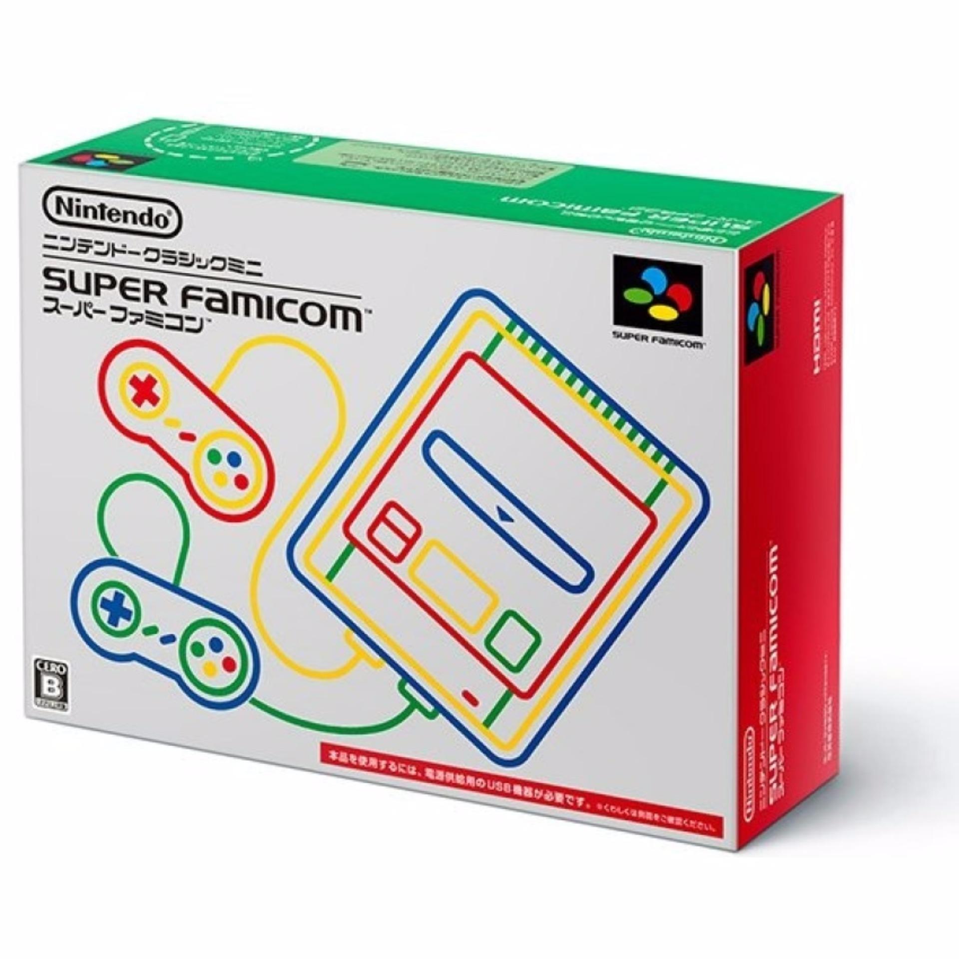 Nintendo Super Famicom Classic Mini (12 Months Warranty)