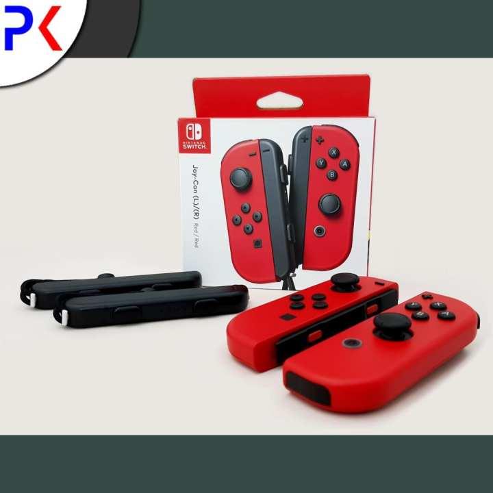 Nintendo Switch Joy-Con Controller – Red