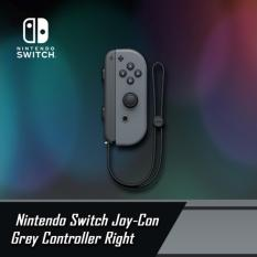 Nintendo Switch Joy-Con Grey Controller Right