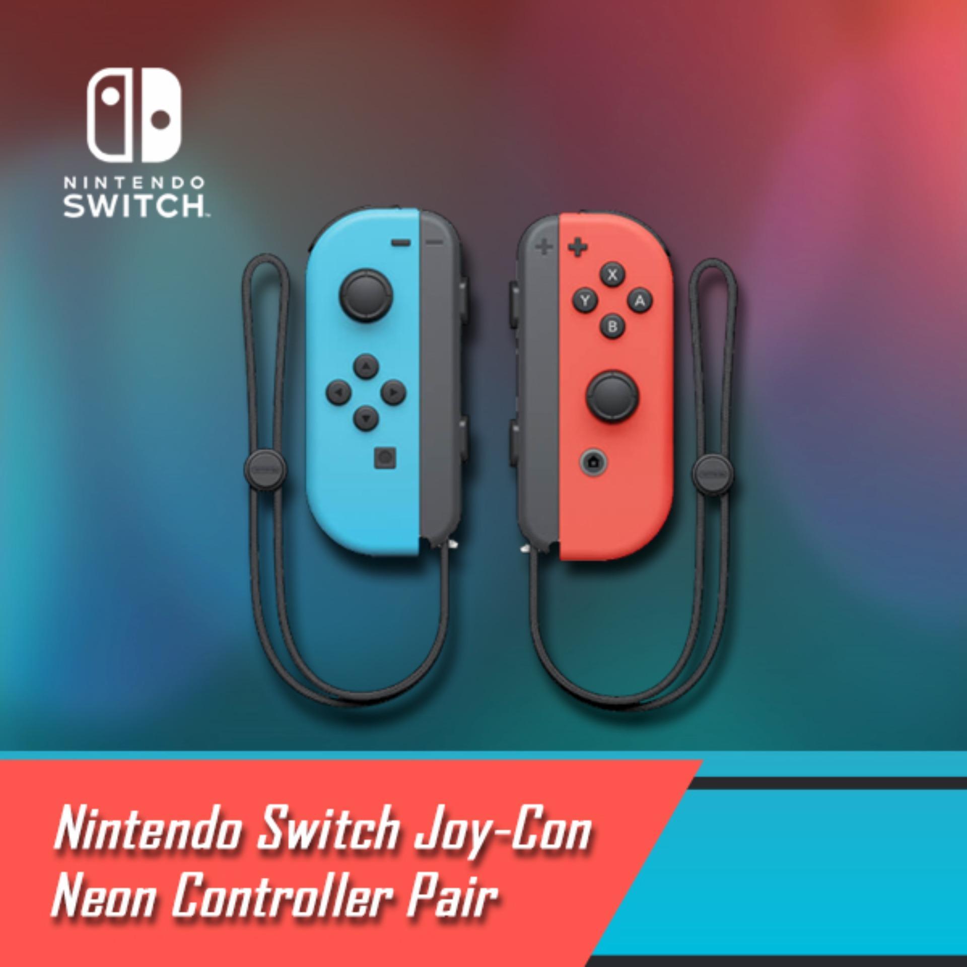 Nintendo Switch Joy-Con Neon Controller Set