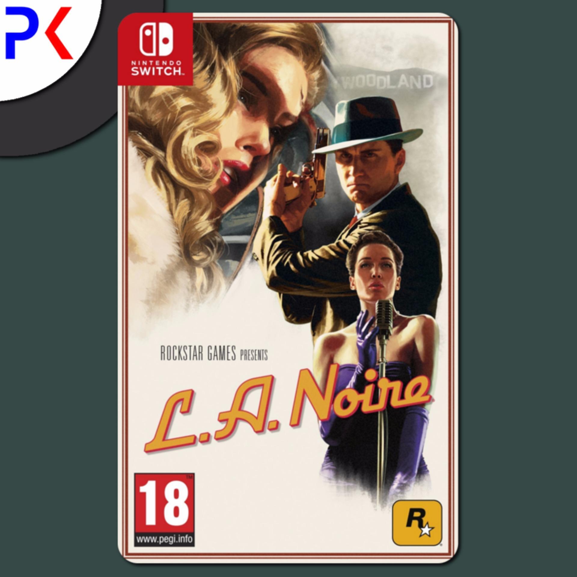 Nintendo Switch L.A. Noire (EU)