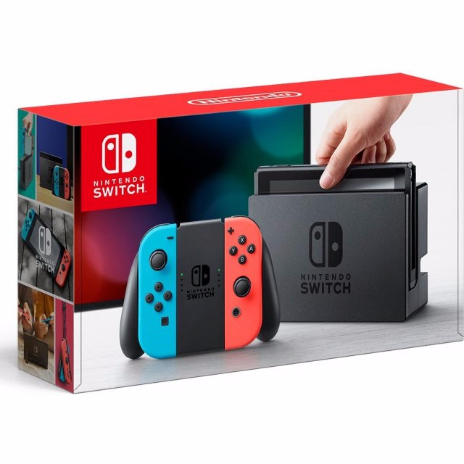 Nintendo Switch (Neon) (Local Set)