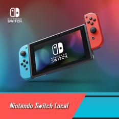 Nintendo Switch Neon (Local Set)