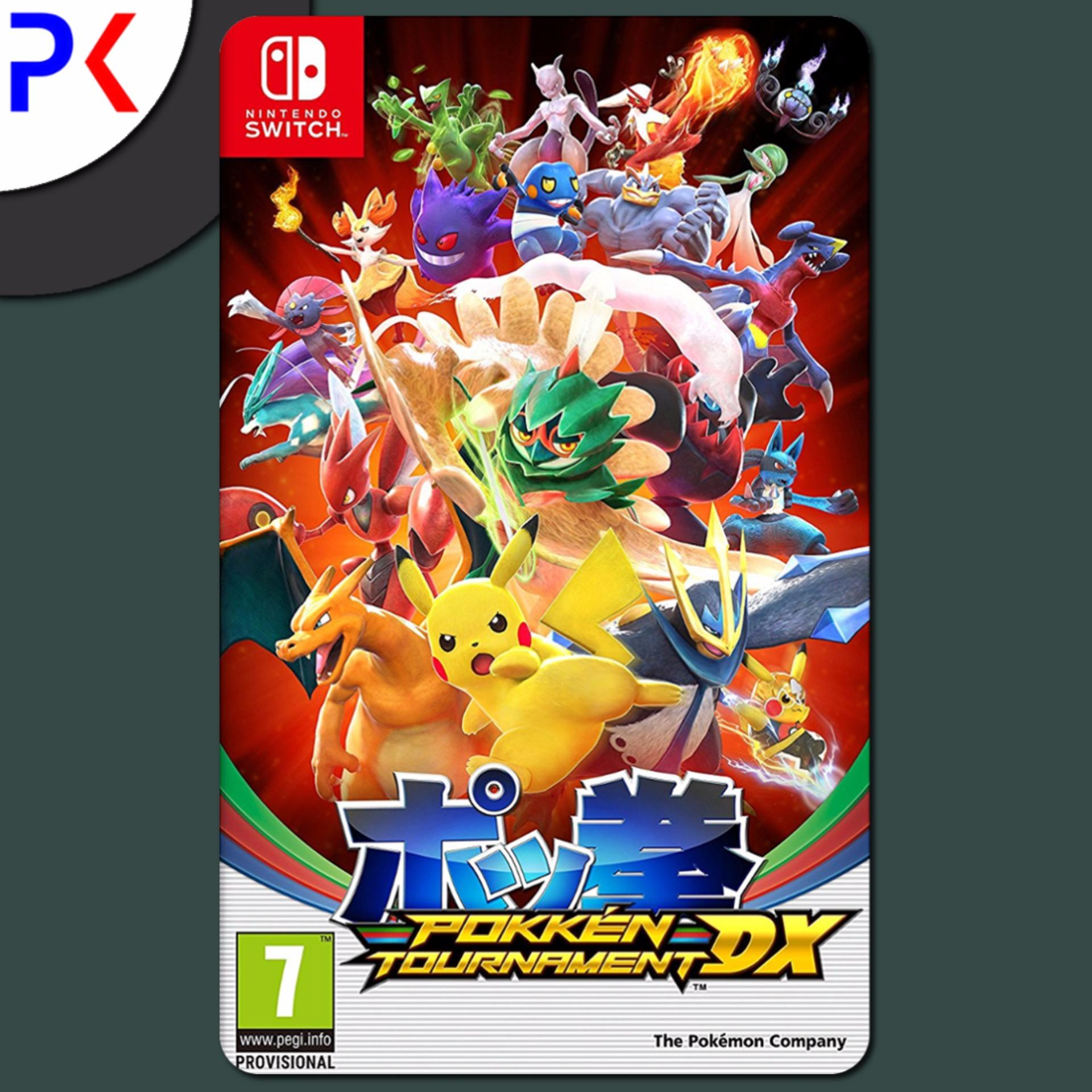 Nintendo Switch Pokken Tournament DX (US)