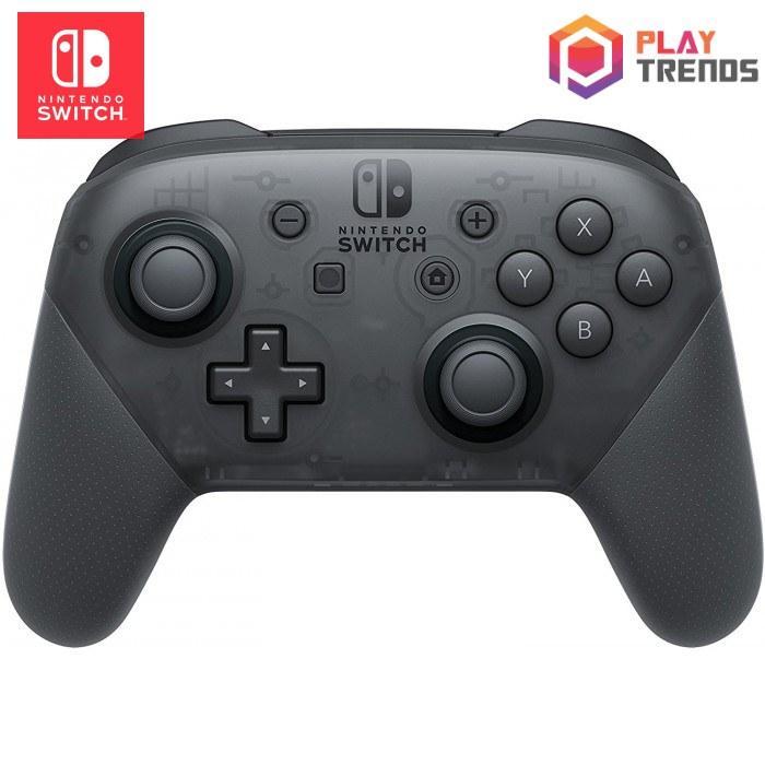 Nintendo Switch Pro Controller Grey-JP (R3) (LHA-HAC-A-FSS-HKG)