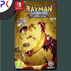 Nintendo Switch Rayman Legends: Definitive Edition (EU)