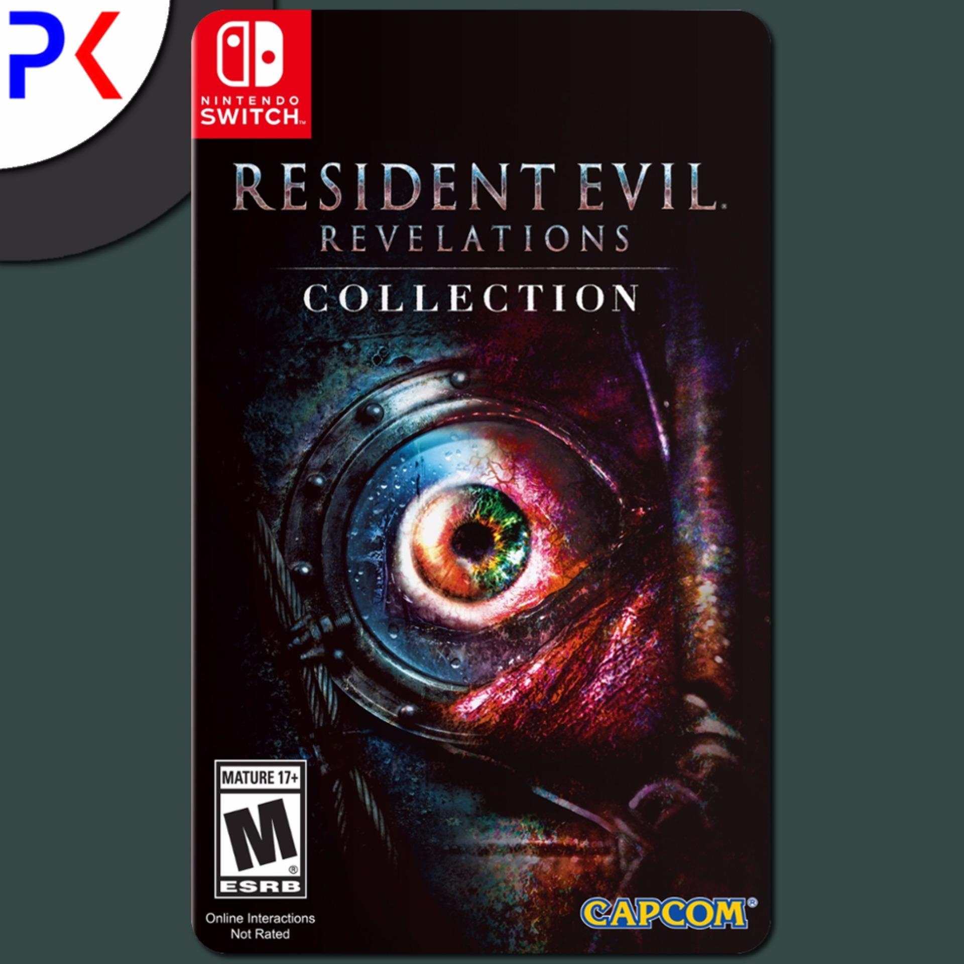 Nintendo Switch Resident Evil: Revelations Collection (US)