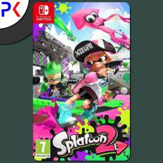 Nintendo Switch Splatoon 2 (US)
