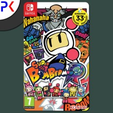 Nintendo Switch Super Bomberman R (EU)