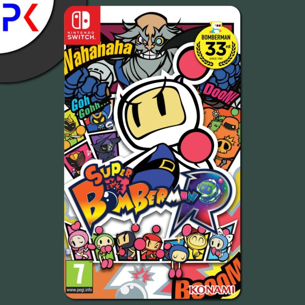 Nintendo Switch Super Bomberman R (EU)