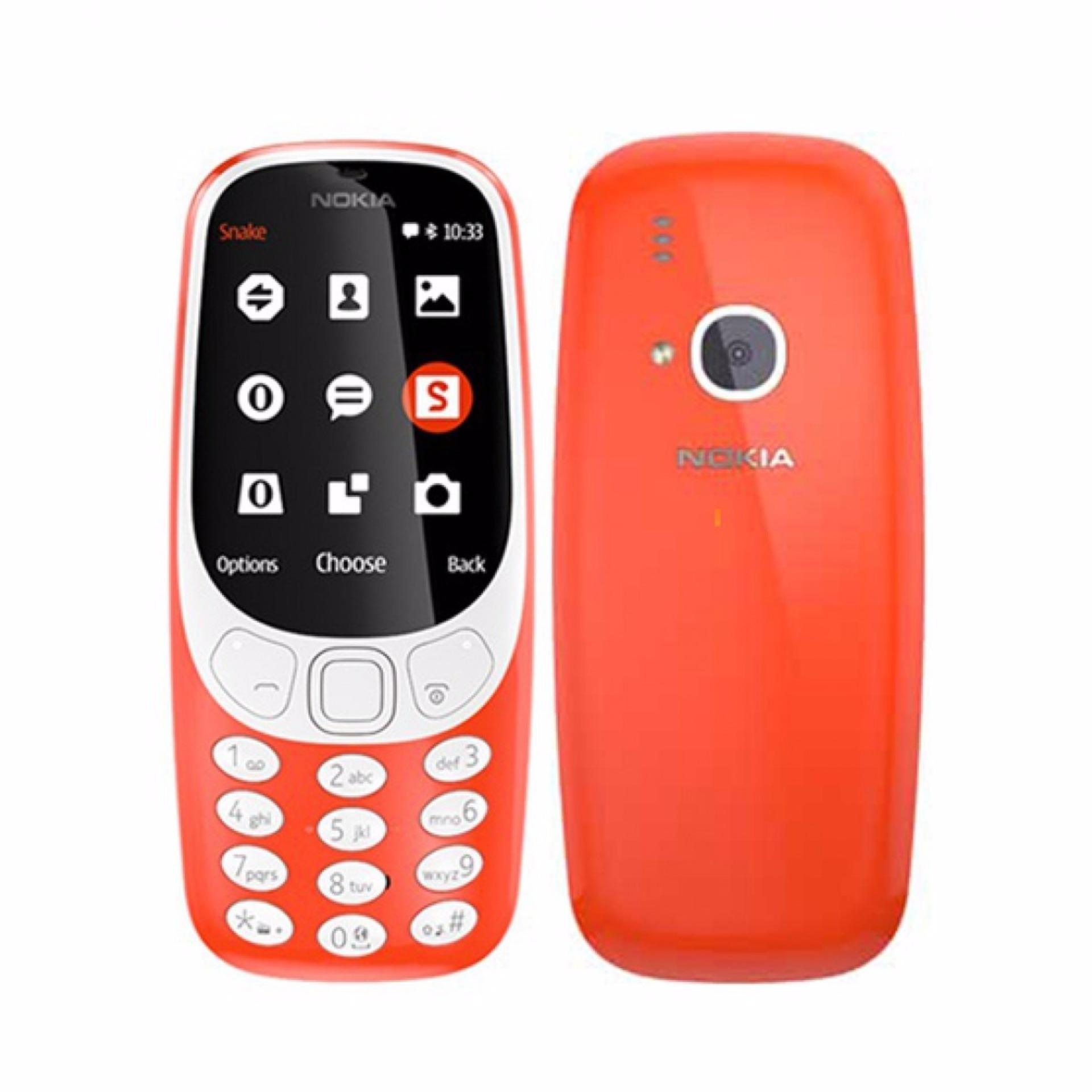 Nokia 3310 3G (2017) Red