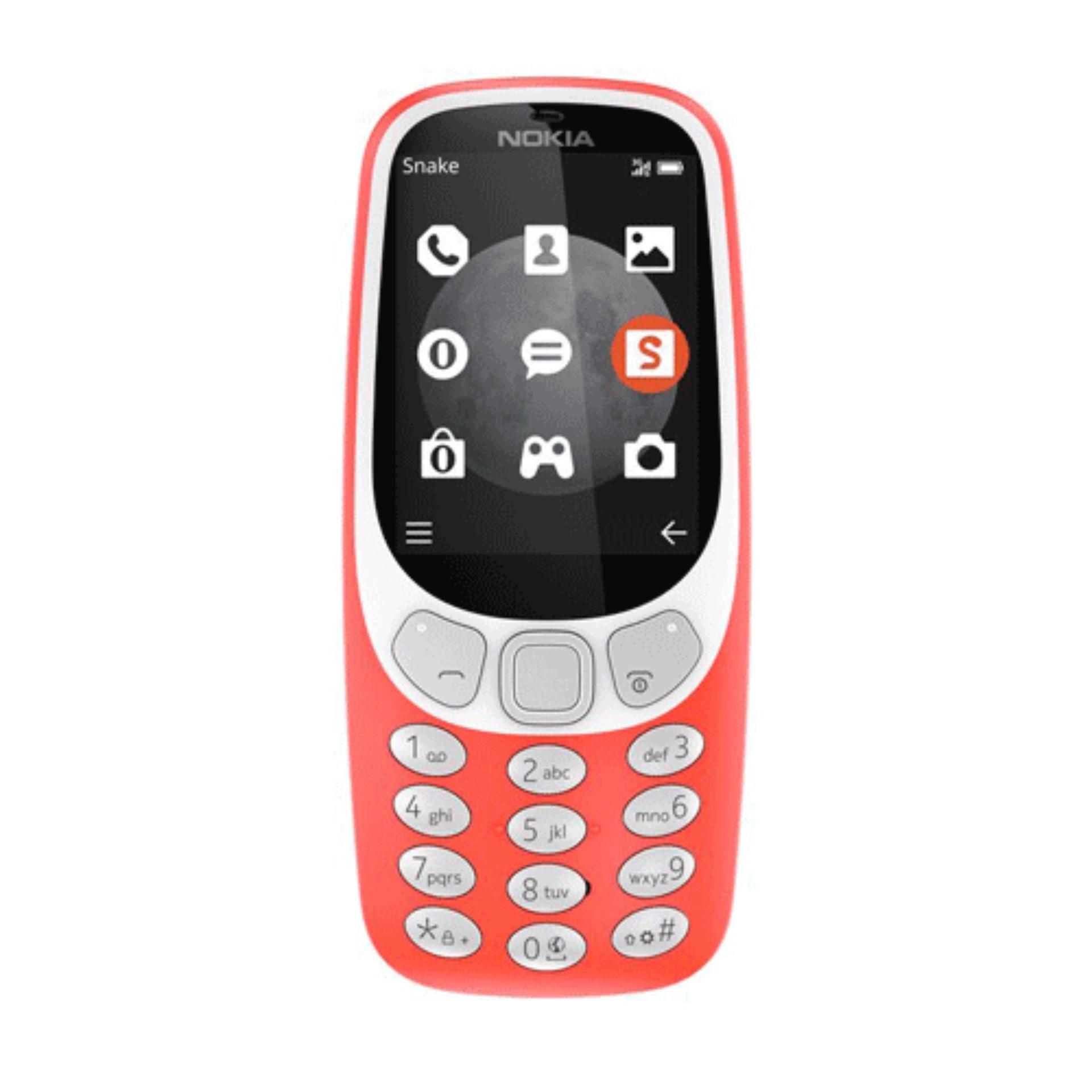 Nokia 3310 3G, Local Warranty