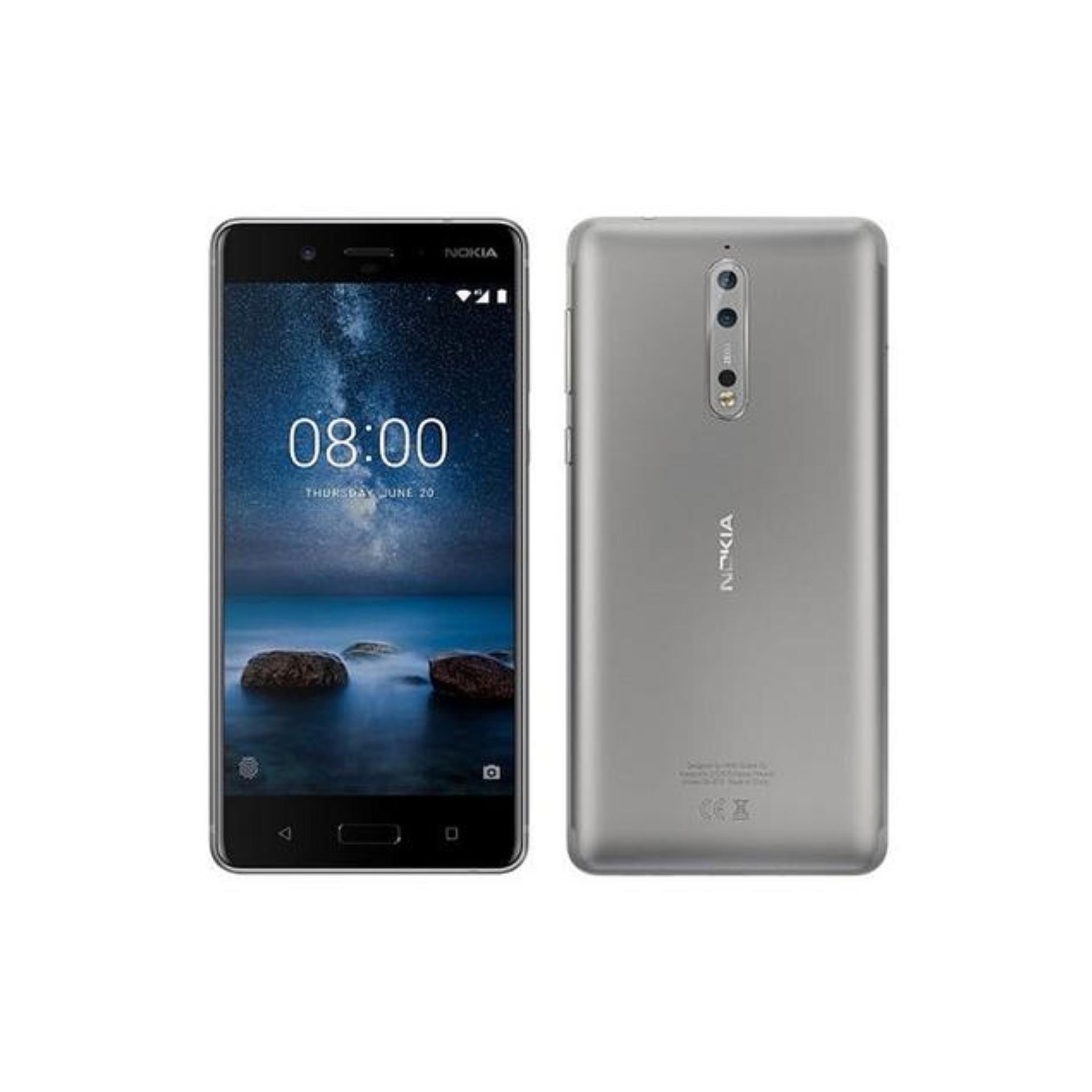 NOKIA 8 DUAL SIM 64GB (LOCAL SET)