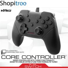 Nyko Core Controller for Nintendo Switch (Wired)