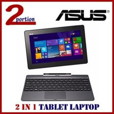 [OFFICIAL CERTIFIED REFURBISHED] ASUS T100 2 in 1 TRANSFORMER BOOK / LAPTOP / ONE MONTH WARRANTY