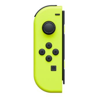 [Official Original Product] Nintendo Switch Joy Con Left Only (Neon Yellow) Brand New No Box