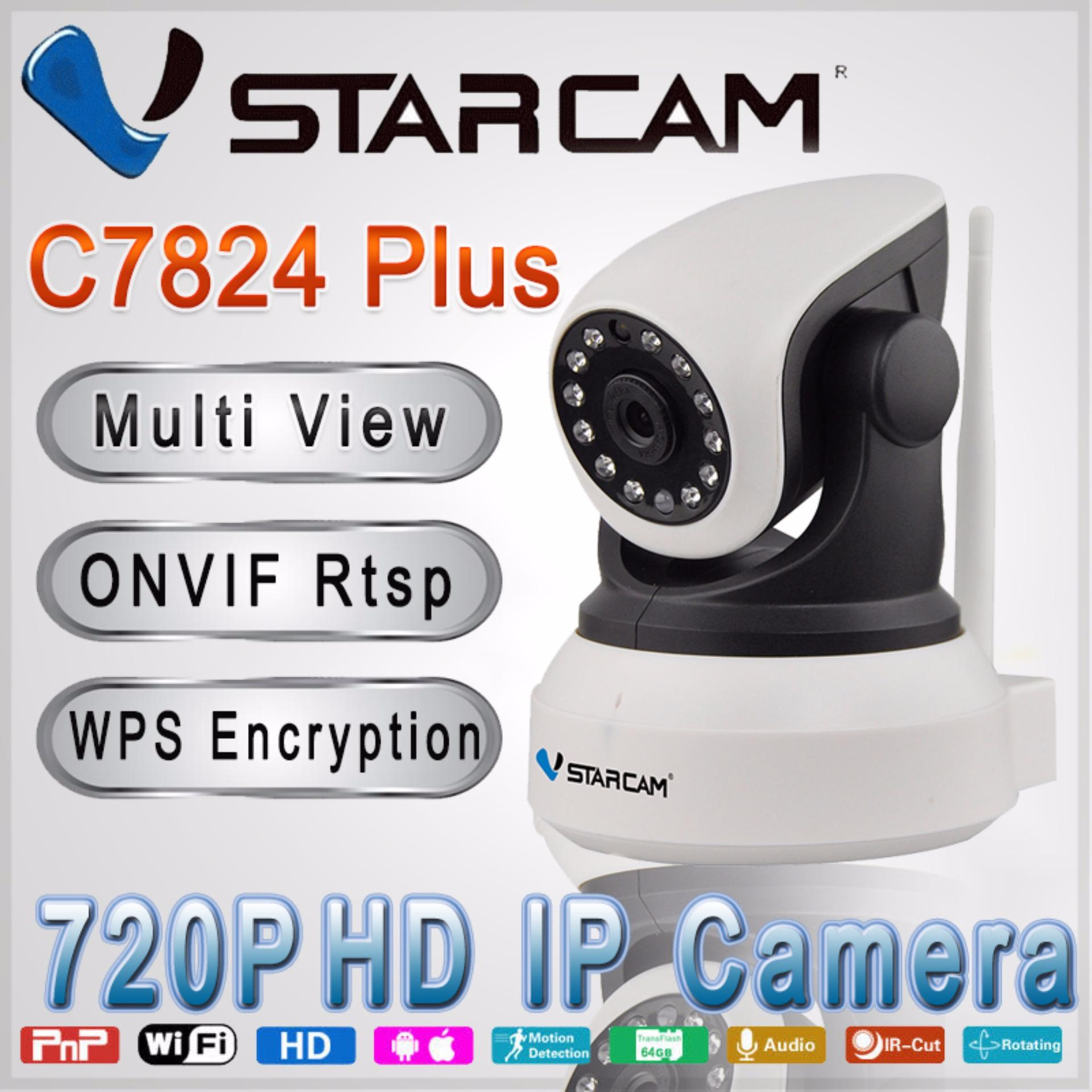 [OFFICIAL] Vstarcam 720P HD C7824WIP-Plus Wireless IP Camera