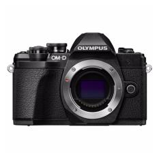 Olympus OM-D E-M10 Mark III Mirrorless DZK Micro Four Thirds Digital Camera WITH 14-42MM AND 41-50MM LENS (Body, Black)
