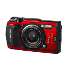Olympus Tough TG-5 Digital Camera Red (Warranty)