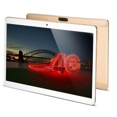 Onda V10 4G Phablet 10.1 inch Android 7.0 MTK6753 Octa Core 1.3GHz 2GB RAM 32GB eMMC Dual Cameras IPS Screen GPS-Champagne Gold – intl