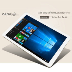 Original Box Chuwi Hi12 Stylus Intel Z8300 Quad Core 1.84GHz 12 Inch Dual Boot Tablet – intl