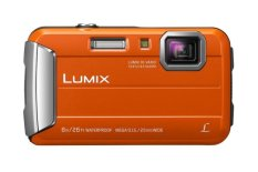 Panasonic Lumix DMC-FT30 16MP 4x Orange