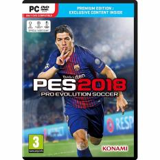 PC PRO EVOLUTION SOCCER 2018 PREMIUM EDITION (EU)