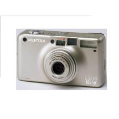 Pentax Espio 105SW QuartzDate Point & Shoot Film Camera + Free Kodak Gold 200/36 Film