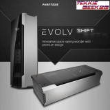 PHANTEKS ENTHOO EVOLV SHIFT Mini-ITX Tower Case with Tempered Glass Side Panels (Anthracite Grey) (PH-ES217E_AG image on snachetto.com
