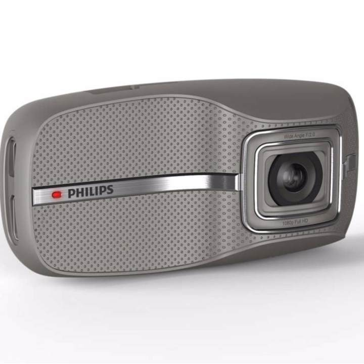 Philips Car Camera Dash Cam Driving Video Recorder ADR900