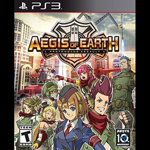 PS3 Aegis of Earth: Protonovus Assault / R1 (English)