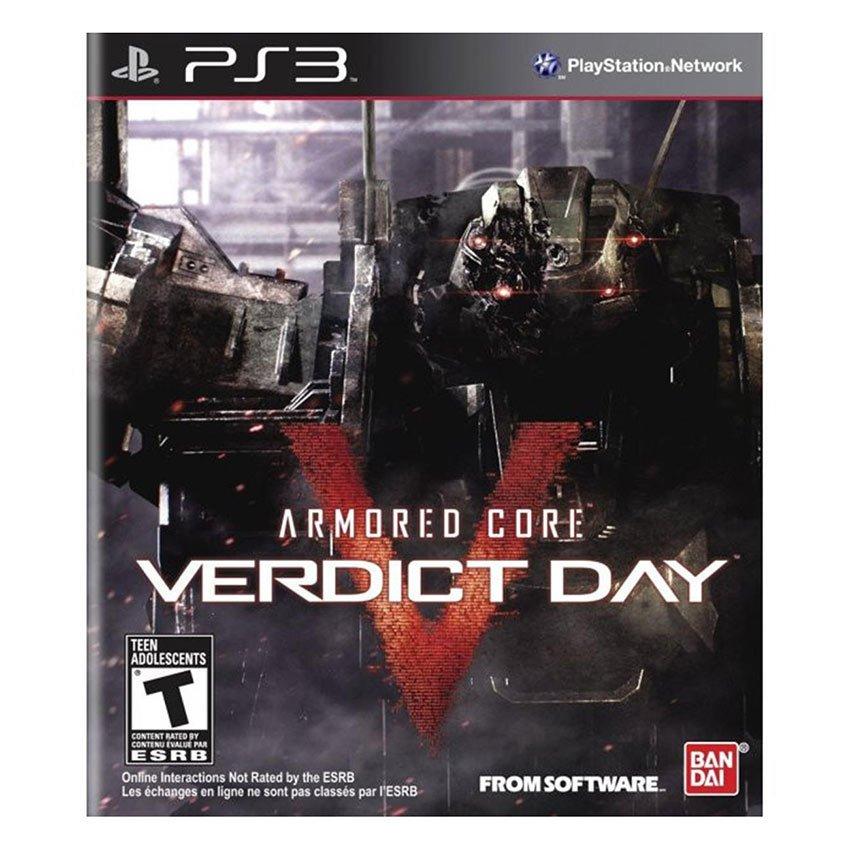 PS3 Armored Core Verdict Day / R3 (English)